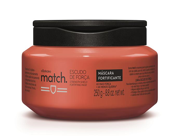 O Boticário tem shampoos para fortalecer os cabelos
