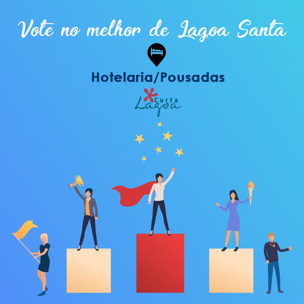 Qual é o melhor hotel de Lagoa Santa?